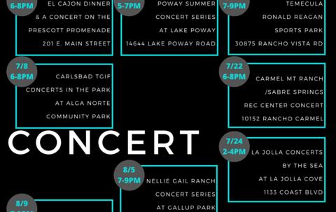 2016 Concert Series