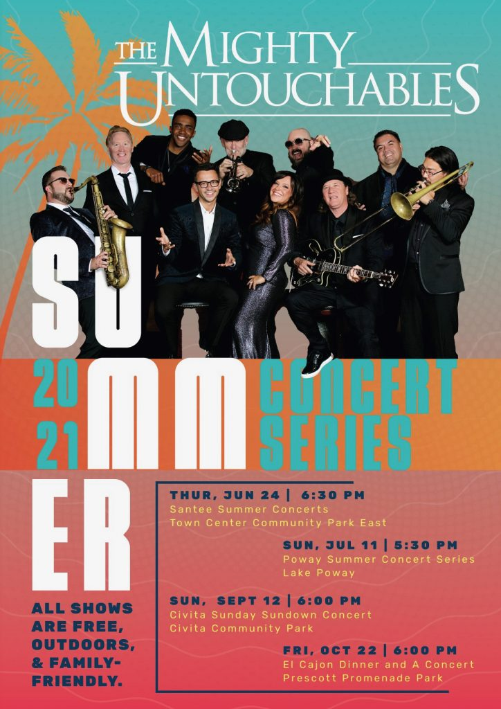 2021 Summer Concerts